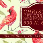 Christmas Celebration at Provo Pioneer Village