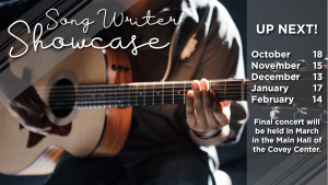 Monthly Songwriter Showcase
