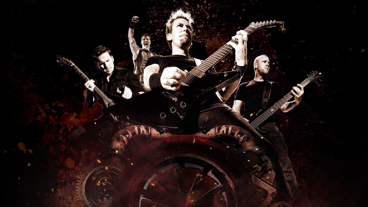 Nickelback: All The Right Reasons Tour- CANCELLED