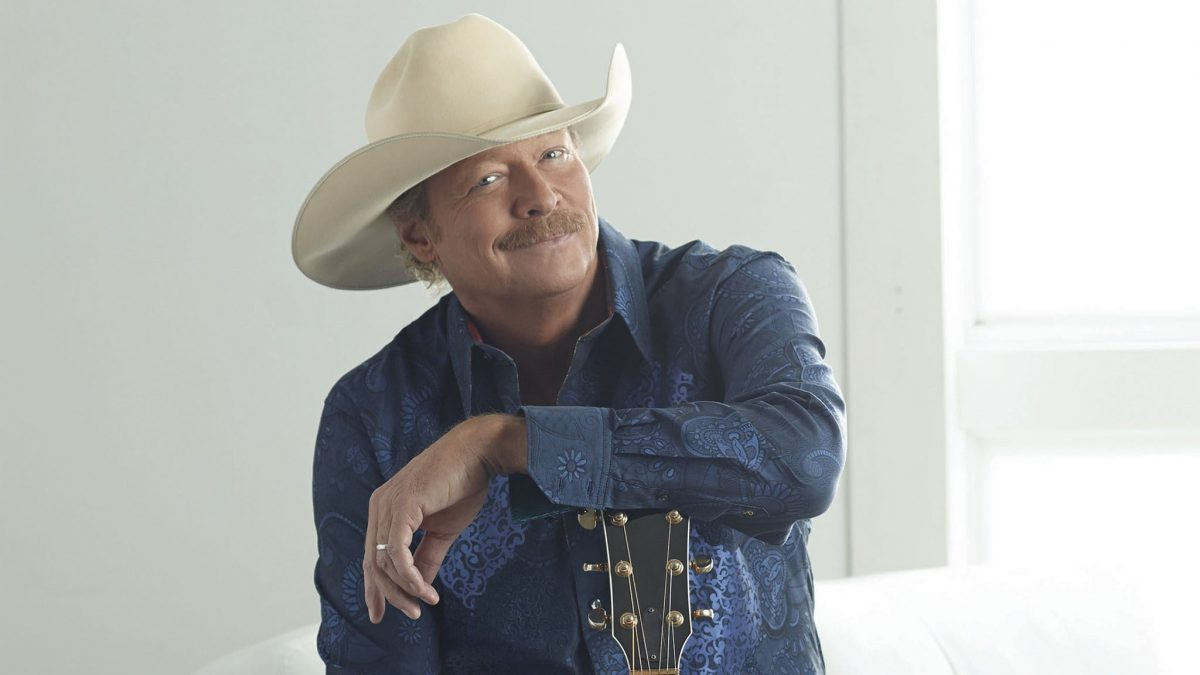 Alan Jackson- RESCHEDULED