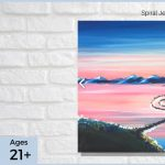 Mimosa Monday SLC: Spiral Jetty