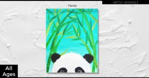 Panda - All Ages Painting