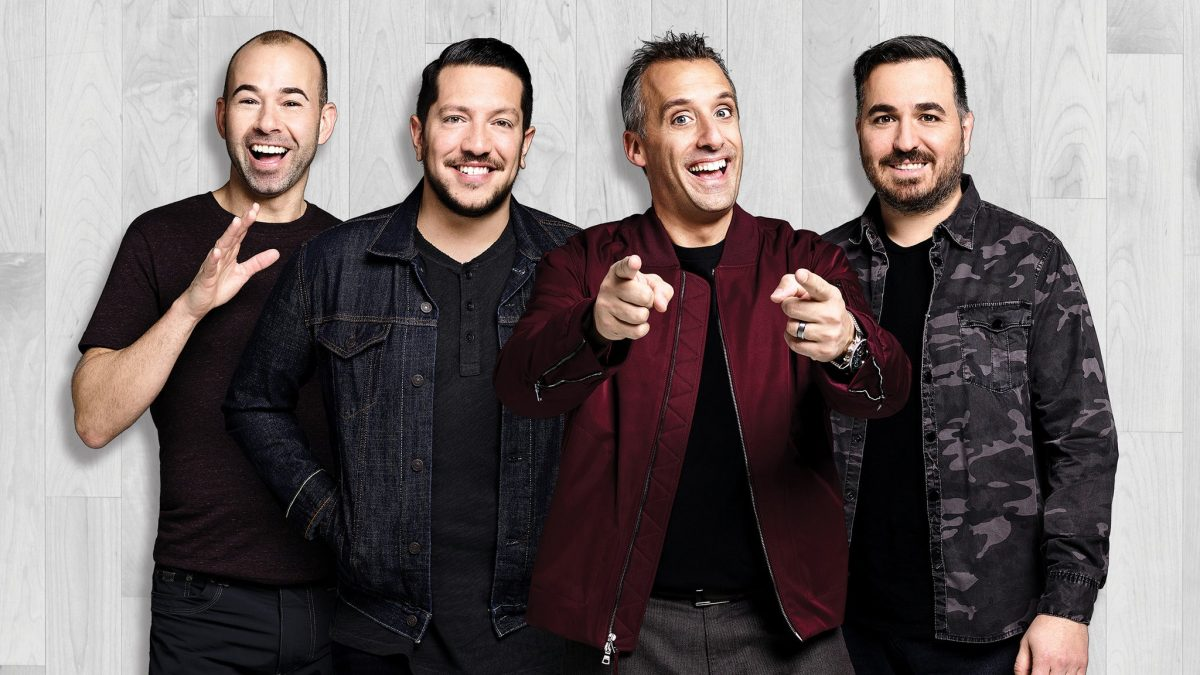 "Impractical Jokers ""The Scoopski Potatoes Tour""- RESCHEDULED"