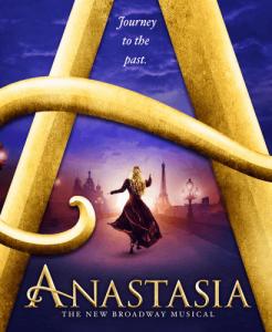 Anastasia -RESCHEDULED