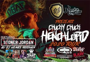 Henchlord Tour with Chucky Chuck