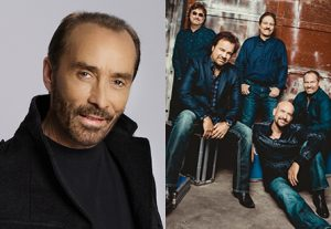 Lee Greenwood and Restless Heart- RESCHEDULED