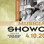 CANCELLED - Musicians Showcase in April