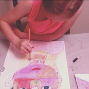 Art After School with Lindsay McBride