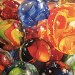 Watercolor with Becky Hartvigsen- Ages 14+