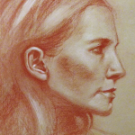 Portrait Drawing with Marian Pham- Ages 14+