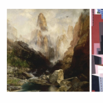 Thomas Moran, Georgia O'Keeffe, and Alma Thomas ...