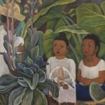Diego Rivera's La ofrenda