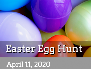 2020 Easter Egg Hunt -VENUE CLOSED