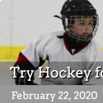 Try Hockey for Free Day