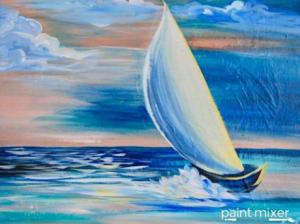 Date Night SLC: Sail Away