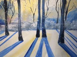 Snow Shadows - 21+