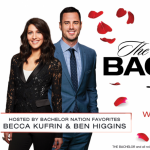 The Bachelor Live on stage announces local bachelor Crispin Calvert