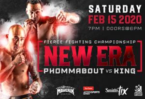 Fierce Fighting Championship: New Era