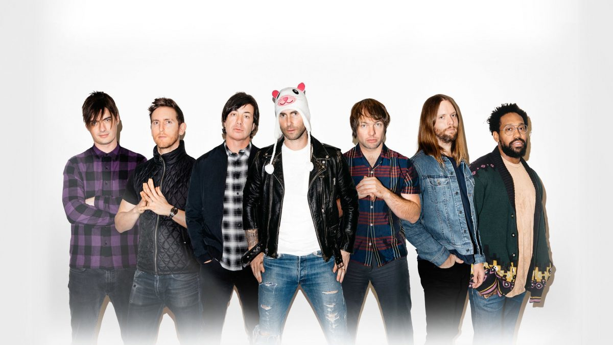 Maroon 5- RESCHEDULED