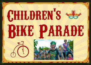 Children's Bike Parade 2020- CANCELLED