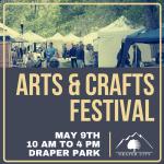 Draper Arts & Crafts Festival 2020 -POSTPONED