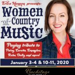 Erica Hansen performs the Women of Country Music