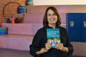 Rethinking Recess: Speaking Engagement with Dr. Re...