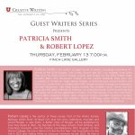 Patricia Smith and Robert Lopez Reading
