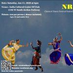 Nrityaseva Indian Classical Dance festival