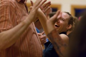 Come Dancing Tonight at the Contra Dance!