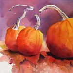 Beginner Watercolor Class for Adults -VIRTUAL
