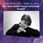 Master Class with Dr. Vera Oussetskaia Watanabe