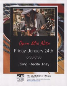 Open Mic in Magna