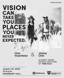 A Conversation with Jimmy Chin and Chai Vasarhelyi...