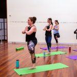 Yoga at the UMFA
