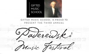 Paderewski Music Festival