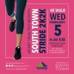 South Town Stride 2k2k