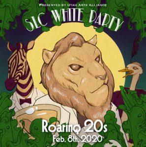 SLC WHITE PARTY