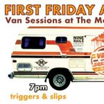 March 2020 Van Sessions at The Monarch!