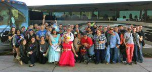Big Gay Fun Bus — Tardi Mardi trip