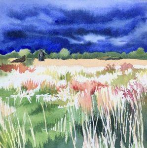 Paint A Nature Center Landscape