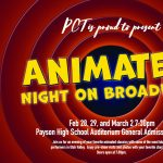 An Animated Night on Broadway