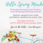 Hello Spring Market