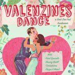 Grid Zine Fest Valenzines Dance Fundraiser