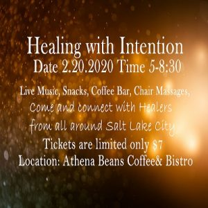Healing with Intention