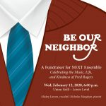Be Our Neighbor
