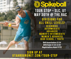 Spikeball Tour Stop - Utah