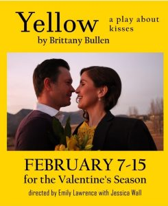 Yellow - a play about kisses