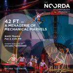 Cirque Mechanics - 42 FT
