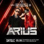 Energi Wednesdays: Arius (18+) -POSTPONED